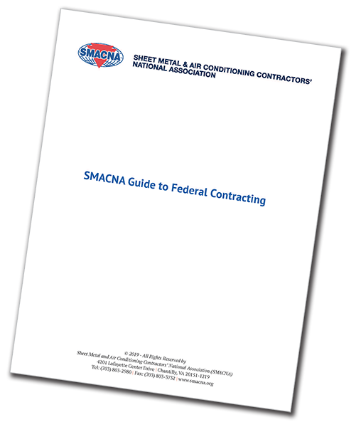 SMACNA Guide to Federal Contracting